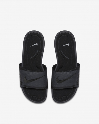 [705513-090] NIKE COMFORT SLIDE ALL BLACK