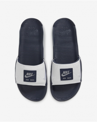 [CT5241-400] NIKE AIR MAX 90 SLIDE OBSIDIAN/PARTICLE GREY/WHEY